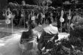 photo mariage noir blanc